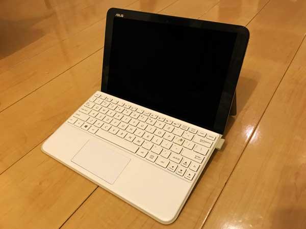 ASUS TransBook Mini おすすめメモ帳パソコン