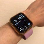 Apple Watch Series 4を購入して1年半が過ぎました
