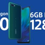 OPPO Reno A 128GBおすすめスマホ2020