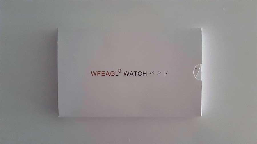 WFEAGLさんのApple Watchバンド