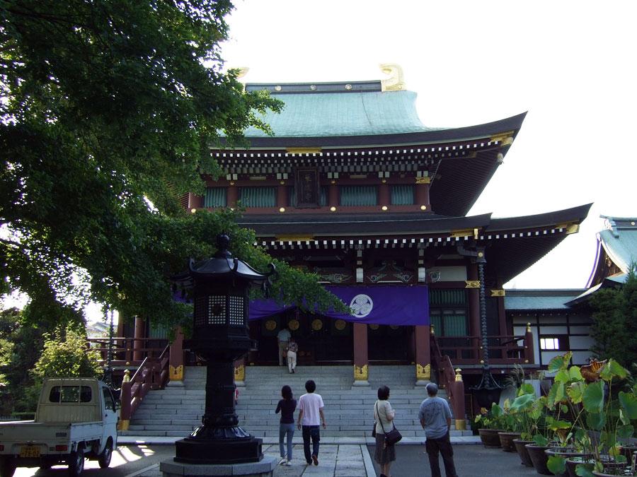 東京都板橋区の乗蓮寺