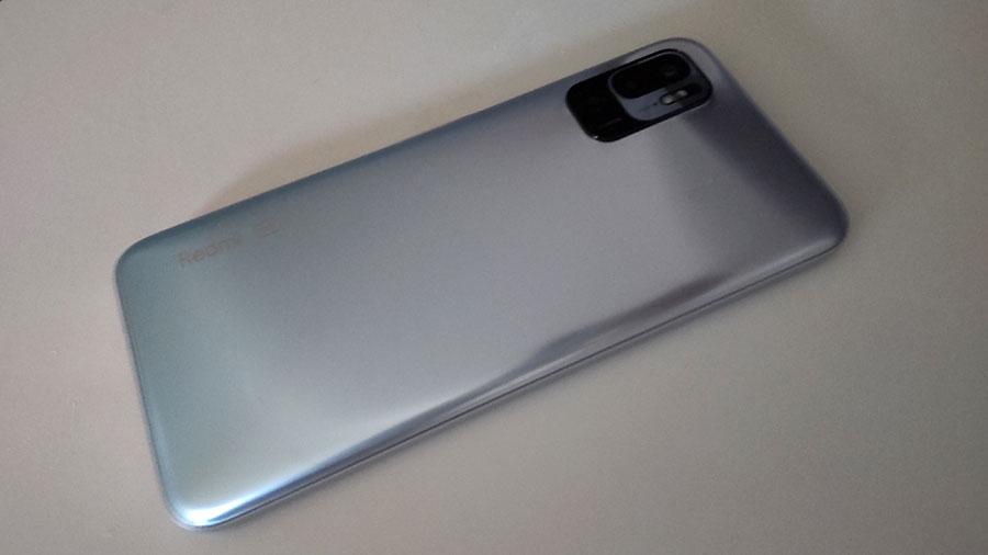 Redmi Note 10 JE シルバー